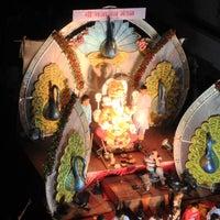 Photo taken at Omkareshwar by Praneel P. on 9/30/2012