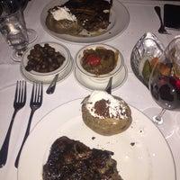 Photo taken at Barberian's Steak House by Nikki H. on 9/26/2016