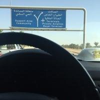 Photo taken at طريق المطار by a.zz101 on 6/2/2016