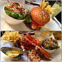 Foto scattata a Burger & Lobster da Anna N. il 5/3/2013