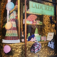 Photo taken at Ladurée by Anna N. on 1/27/2013