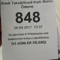 Photo taken at VakıfBank by Ersin Ö. on 4/26/2017