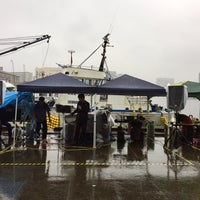 Photo taken at 船橋漁港 by sukec on 10/8/2016