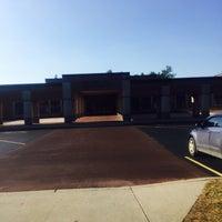 Photo taken at Ballston Spa High School by Asli O. on 12/7/2015
