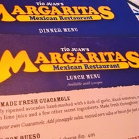 Photo taken at Margaritas Mexican Restaurant by David B. on 12/28/2012