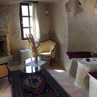 2/27/2016 tarihinde Banu A.ziyaretçi tarafından Ortahisar Cave Hotel'de çekilen fotoğraf