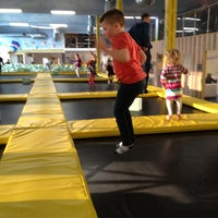 Photo taken at Jump by ddbol on 3/27/2013