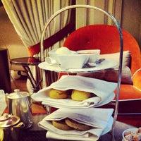Photo taken at TheAthenaeum Hotel by Donal K. on 1/27/2013