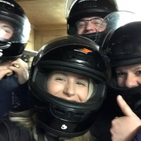 Photo taken at Goodwill Karting by Britt V. on 4/12/2017