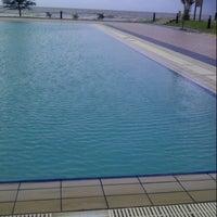 Photo taken at Kingwood Resort by Dayangku S. on 1/24/2013