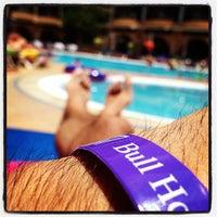 Photo taken at Hotel Dorado Beach by Victor C. on 7/5/2013