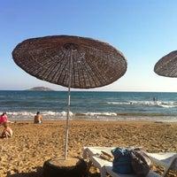 Foto tirada no(a) Aydıncık Plajı por K em 7/6/2013