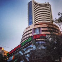 Photo taken at Bombay Stock Exchange (BSE) by Michele S. on 2/23/2013
