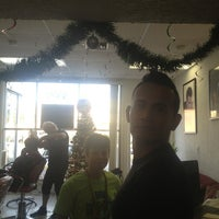 Photo taken at Icaza Beauty Salon by Society cleaners on 12/23/2012