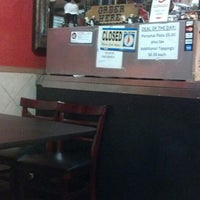 Photo taken at Panhandle Pizza by Daniel Z. on 12/15/2013