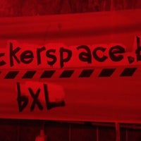 Photo taken at Hackerspace Brussels @hsbxl by Daniel Z. on 2/2/2013