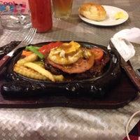 Photo taken at Pondok Steak Sari Pacific by ayu a. on 7/27/2013
