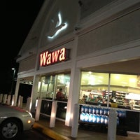 Photo taken at Wawa by David D. on 12/8/2012