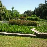 Photo taken at Βοτανικός Κήπος Ιουλίας & Αλεξάνδρου Διομήδους by Anastasios Z. on 4/27/2013