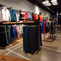 Photo taken at NIKE STORE by Ali C. on 1/31/2014