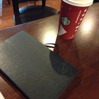 Photo taken at Starbucks by Ali C. on 1/9/2013