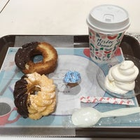 Photo taken at Mister Donut by エノコー on 3/22/2018