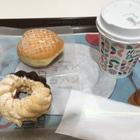 Photo taken at Mister Donut by エノコー on 1/26/2018
