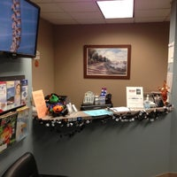 Photo taken at Rosa Family Chiropractic - Fairfax by Rick R. on 10/12/2012