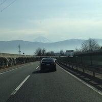 Photo taken at Ichinomiya Misaka IC by takeyourmarks p. on 1/4/2014