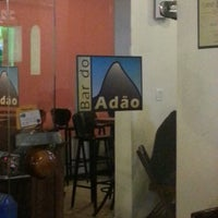 Photo taken at Bar do Adão by Anderson S. on 7/9/2013