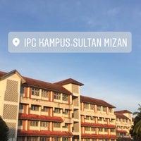 Photo taken at Institut Pendidikan Guru Malaysia (IPGM) Kampus Sultan Mizan by Harith R. on 2/10/2017