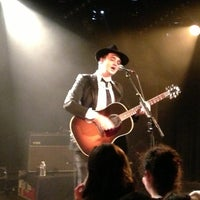 Photo taken at La Maroquinerie by Julien T. on 2/5/2013