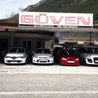 Photo taken at Güven Oto Galeri by GÜVEN OTO GALERİ G. on 3/20/2018