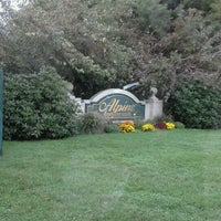 Photo taken at Alpine Country Club by Rick P. on 10/1/2013