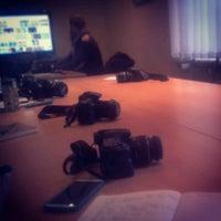 Photo taken at Alises Rozes dizaina studija/mācību centrs by signija A. on 2/4/2014