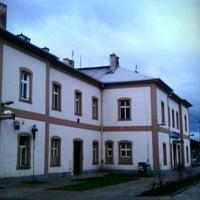 Photo taken at Železniční stanice Bohušovice nad Ohří by Josef H. on 3/11/2013