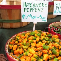 Photo taken at Pearl Farmers Market by Vanessa Y. on 11/10/2012
