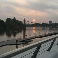 Das Foto wurde bei Thames Path von Bianca F. am 7/12/2013 aufgenommen