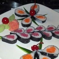 Photo taken at Shogun Japanese Steak House by Jennifer T. on 2/24/2013