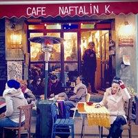 Foto tirada no(a) Cafe Naftalin K. por Ebru I. em 12/12/2015