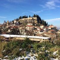 Photo taken at Domokos by Katia K. on 1/2/2016