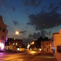 Снимок сделан в Таганская площадь пользователем Евгения Г. 7/3/2013