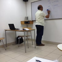 Photo taken at Erasmus Taalcentrum (ETC) by pika jutte S. on 10/13/2014