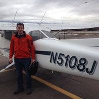 Photo taken at Boulder Municipal Airport by Joe S. on 1/11/2015