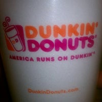 Photo taken at Dunkin Donuts by Garfield D. on 1/31/2013