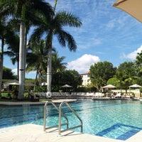 Photo taken at The Ritz-Carlton Golf Resort, Naples by Franco R. on 11/17/2012