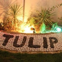 Photo taken at شاليه توليب Tulip Chalet by Thniyan A. on 8/27/2014