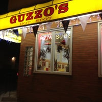 "Photo taken at Guzzo's Hot Spot Pizza by ""The Original"" G. on 1/27/2013"