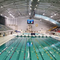 Photo Taken At Sydney Olympic Park Aquatic Centre By Skevos S On 12 22