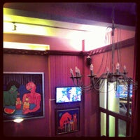 Photo taken at Café Szparka by A. on 9/28/2012
